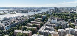 Studie: Mietenpolitik in Hamburg effizienter als in Berlin