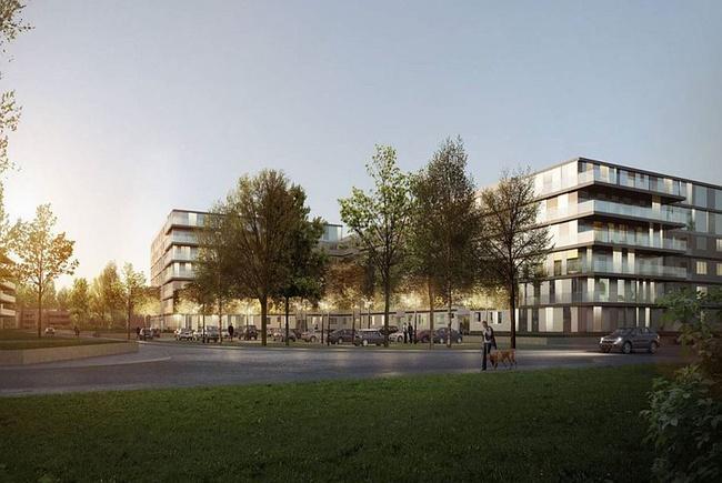 deutsche investment kauft 200 wohnungen in hamburg rahlstedt immobilien haufe. Black Bedroom Furniture Sets. Home Design Ideas