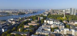 Hamburg gibt 287 Millionen Euro für bezahlbares Wohnen aus