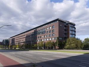 Deutsche Bahn bezieht Bürofläche in der Hamburger City