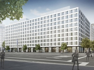 In Berlin Entsteht Weltweit Grosstes Hampton By Hilton Immobilien
