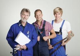 Handwerker, Meister, Geselle, Lehrling