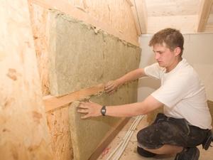 Hauseigentümer investieren in energetische Sanierung