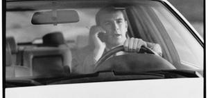 Smartphonenutzung am Steuer kann tödlich enden