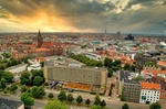 Hannover_Sonnenuntergang