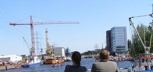 """Hamburg: In der """"Ecocity"""" entstehen neue Wohnungen"""