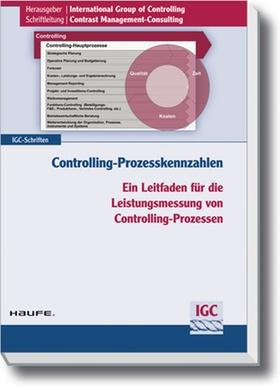 Haufe Controlling-Prozesskennzahlen