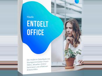 Volumen groß elegant im Stil wie man bestellt Haufe Entgelt Office Premium: Datenbank | Haufe Shop