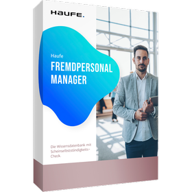 Haufe Fremdpersonal Manager