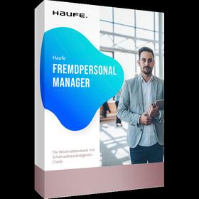 Haufe Fremdpersonal Manager