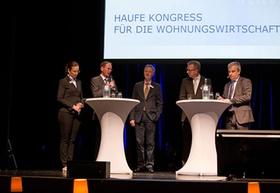 Haufe Kongress für die Wohnungswirtschaft 2014 Bremen