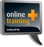 Haufe online training plus für Steuerberater