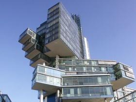 Hauptsitz der NordLB in Hannover