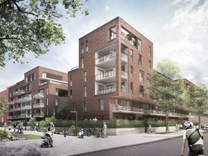 Neubau Hamburg Haus der Zukunft familiengerecht