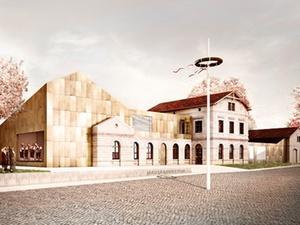 Architekturwettbewerb: BFW überreicht Sonderpreis an TU Dresden