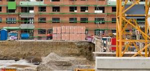 Wohnungsbau: Immer weniger Genehmigungen trotz Wohnungsnot