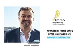 Header L'Immo Podcast mit Jochen Götzelmann