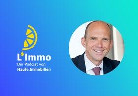Header L'Immo Podcast mit Prof. Dr. Michael Simon