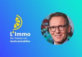Header L'Immo Podcast mit Urlich Höller ABG Real Estate Group