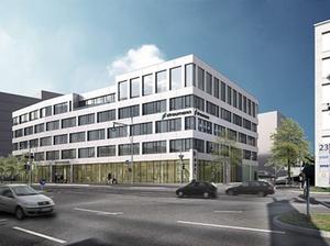 Projekt: SRE legt Grundstein für Freiburger Quartiersentwicklung