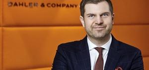Neuer Geschäftsführer bei Dahler & Company