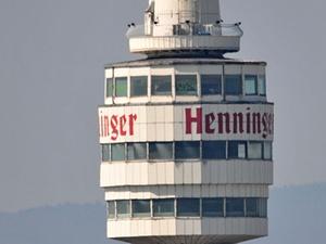 Anstelle des Henninger Turms entsteht ein neues Hochhaus