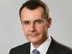 Aareal-Finanzvorstand Merkens verlängert bis 2019