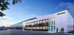 Bad Rappenau: ECE baut Logistik-Center für Hermes
