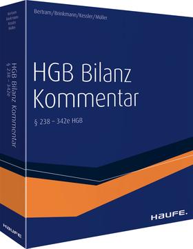 HGB Bilanz Kommentar online