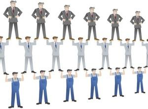 Organisationsentwicklung: Mittelständler mit starren Hierarchien