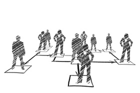 Hierarchie Arbeitnehmer