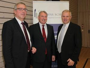 Honorarprofessur für Klaus-Peter Hillebrand
