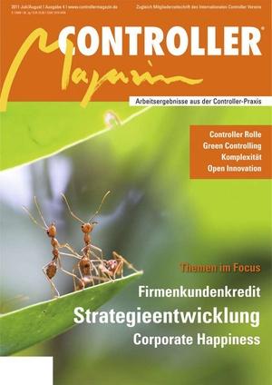 Controller Magazin Ausgabe 4/2011 | Controller Magazin