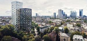 Frankfurt: RFR stellt Konzept für das Hochhaus am Park vor