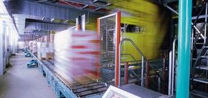 Logistikimmobilien: Investitionssumme steigt um 80 Prozent