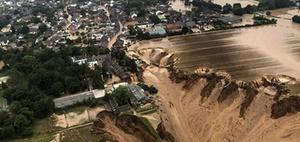 Hochwasser: Lohnsteuer für Arbeitslohnspenden und Beihilfen