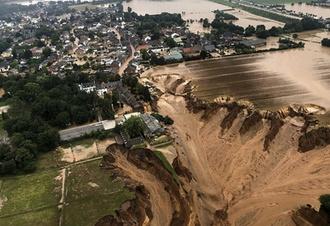 BMF Kommentierung: Umsatzsteuerliche Billigkeitsmaßnahmen aufgrund der Flutkatastrophe