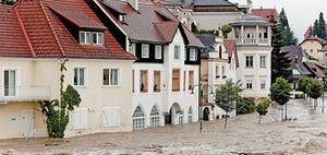 Steuerliche Hilfen für Hochwasserschäden in Hessen