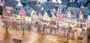 Flutkatastrophe: Wohnungswirtschaft bietet schnelle Hilfe an