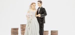 Anspruch auf Trennungsunterhalt ohne Zusammenleben in der Ehe?