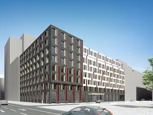 Union Investment kauft Holiday-Inn-Projekt in Frankfurt