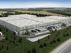 Goodman startet Bau für Home24-Logistikzentrum in Ludwigsfelde