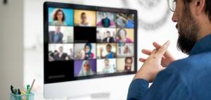 Virtuelle Betriebsratssitzungen während der Pandemie erlaubt