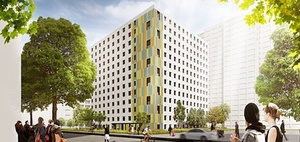 Homepoint baut Studentencampus in Berlin-Lichtenberg
