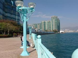 Projekt: Leighton zieht Großauftrag in Hongkong an Land