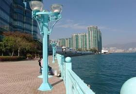Hongkong_Uferpromenade