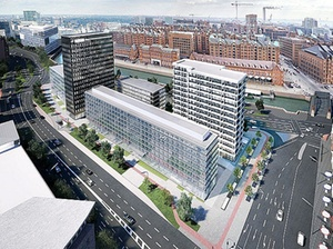 Projekt : Commerz Real kauft Hotelprojekt in Hamburg