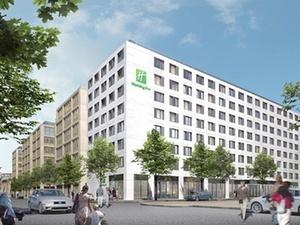 Zalando und Holiday im Hotel + Office Campus Berlin