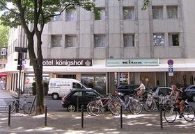 """Hotel- und Einzelhandelsobjekt """"Richartzstraße 14–16"""" Köln"""