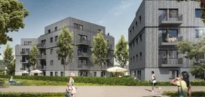 Berlin: Howoge baut rund 1.000 Wohnungen in Hybridbauweise